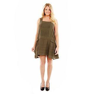 3724080a6f ... L AMOUR BY NANETTE LEPORE LAmour Nanette Lepore Apron Dress Plus