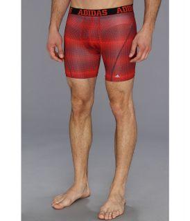 adidas ClimaCool Graphic Boxer Brief Mens Underwear (Orange)