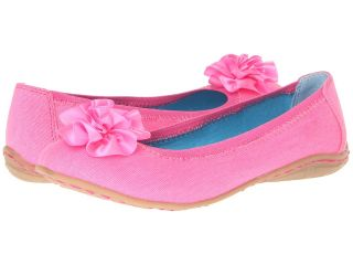 Kenneth Cole Reaction Kids Lil Bit Of Buck Girls Shoes (Pink)