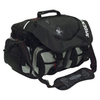 Spiderwire Wolf Tackle Bag   Black/Gray