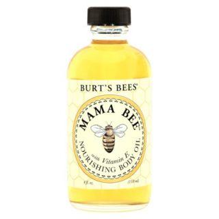 Burts Bees Mama Bee Body Oil   4 oz