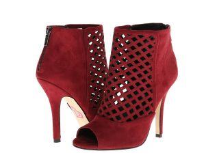 Heart Soul Patricia Womens Boots (Burgundy)