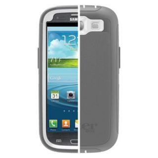 Otterbox Defender Cell Phone Case for Samsung Galaxy S III   Gray (77 21514P1)