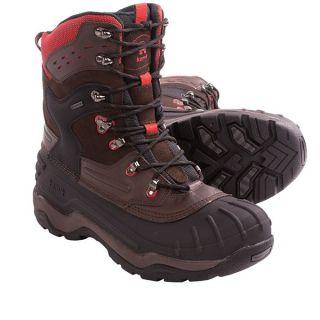 Kamik Keystone Gore Tex(R) Winter Boots   Waterproof  Insulated (For Men)   BLACK (10 )