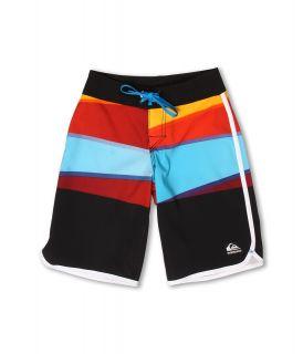 Quiksilver Kids Repel Boardshort Boys Swimwear (Black)