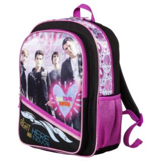 NICKELODEON Black Big Time Rush Someday Backpack