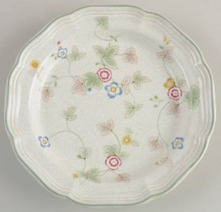 Mikasa Country Weekend Salad Plate, Fine China Dinnerware   Stoneware