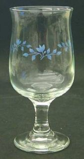 Pfaltzgraff Poetry Matte Glassware Goblet, Fine China Dinnerware   Matte Finish,