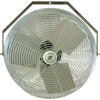 TPI Work Station Fan   12 Inch, Model U 12 TE