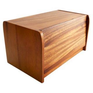 Threshold Acacia Wood Bread Box