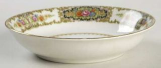 Kingsley (Japan) Midnight Queen Bread & Butter Plate, Fine China Dinnerware   Na
