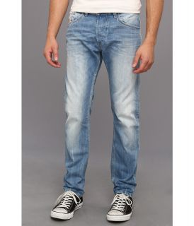 Diesel Belther Tapered 827F Mens Jeans (Blue)