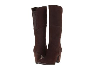 Timberland Earthkeepers Stratham Heights Tall Zip Boot Womens Boots (Brown)