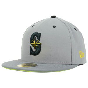 Seattle Mariners New Era MLB G Volt 59FIFTY Cap