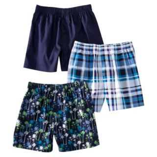 Cherokee Boys 3 Pack Boxer Shorts   Assorted B M(8 10)