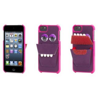 Griffin Technology Eyeful Purple iPod Case   Purple