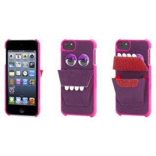 Griffin Technology Eyeful Purple iPod Case   Purple