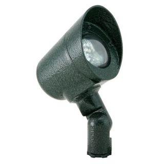Focus Lighting DL02ATV 12V 20W Bullet Directional Light Antique Verde