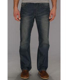 Buffalo David Bitton Ruffer Easy Fit in High Contrast Mens Jeans (Blue)