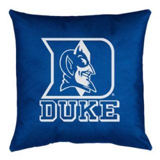 Duke University Locker Room Pillow