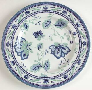 Wedgwood French Provincial Accent Luncheon Plate, Fine China Dinnerware   Improv