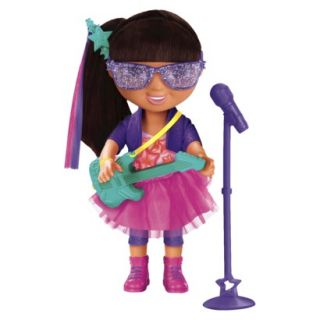 Dora Rocks! Light up Music Doll with Sunglasses, Guitar & Microphone