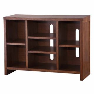Just Cabinets 49 Television Stand FWCANYON49E / FWCANYON49P Finish Pecan