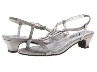 Annie Lizzy Womens Sandals (Pewter)