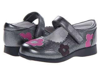 Nina Kids Chica Girls Shoes (Pewter)