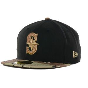Seattle Mariners New Era MLB 6Day 2 Tone 59FIFTY Cap
