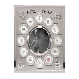 a906e49b376 Baby First Year Photo Frame on PopScreen