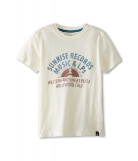 Lucky Brand Kids Boys Sunrise Music Tee Boys T Shirt (Taupe)