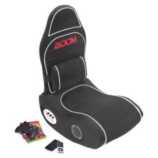 Gaming Chair BoomChair Bluetooth Gaming Chair Black ...
