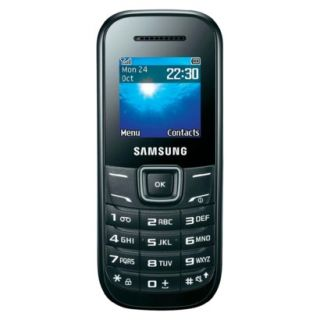 Samsung Keystone 2 E1205L Unlocked Cell Phone for GSM Compatible   Black