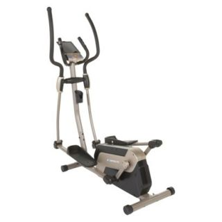 Exerpeutic 5000 Mobile App Tracking Magnetic Elliptical with Double