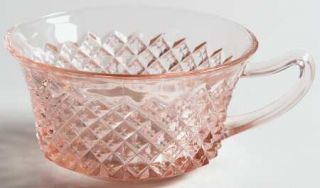 Anchor Hocking Miss America Pink Cup Only   Pink, Depression Glass