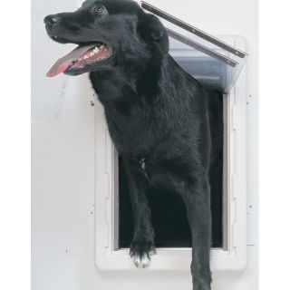 Ideal Perfect Pet All Weather Wall Dog Door Multicolor   IDL013 3, Extra Large