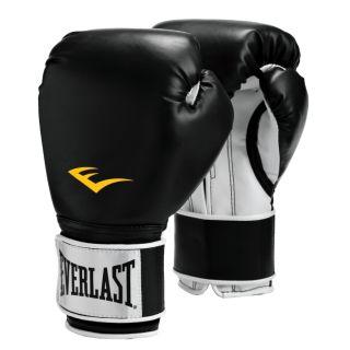 Pro Style Boxing Gloves Black 14oz (PR)