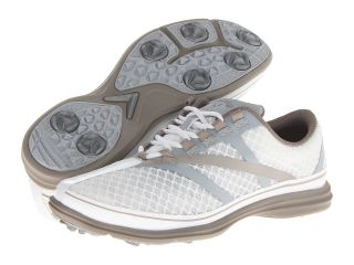 Callaway Solaire SE Womens Golf Shoes (White)