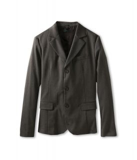 United Colors of Benetton Kids Boys Suiting Blazer Boys Coat (Gray)