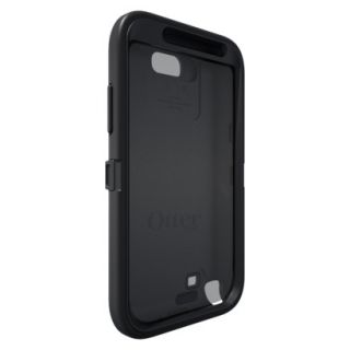 Otterbox Defender Cell Phone Case for Samsung Galaxy Note 2   Black (77 23996P1)