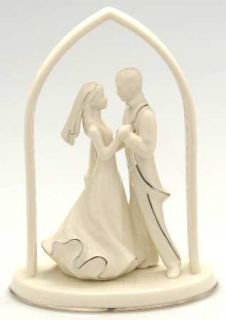 Lenox China Wedding Promises Collection Bride & Groom, Forever Yours, Fine China