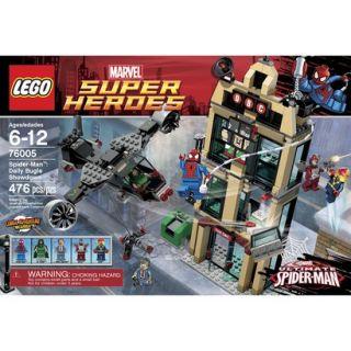 LEGO Super Heroes Showdown 76005