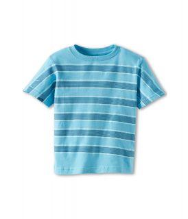 Quiksilver Kids Relax Tee Boys T Shirt (Green)