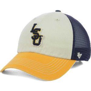 LSU Tigers 47 Brand Schist Trucker Cap