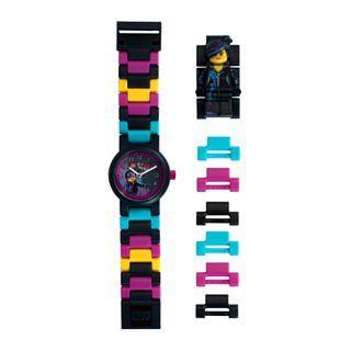 LEGO Movie Kids Wildstyle Minifigure Link Watch, Girls