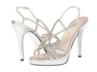E! Live from the Red Carpet Daphne High Heels (Silver)
