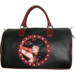 Womens Bettie Page Signature Product Bettie Page??? Bag Vixen1016 Black