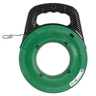 Greenlee FTS43865 MagnumPro 1/8 Steel Fish Tape with Case 65 Feet