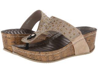 PATRIZIA Dionne Womens Sandals (Beige)